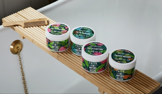 FAITH IN NATURE HAIR MASK COLLECTION