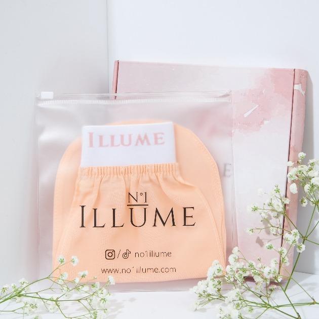 No1 Illume Silk Exfoliating Glove