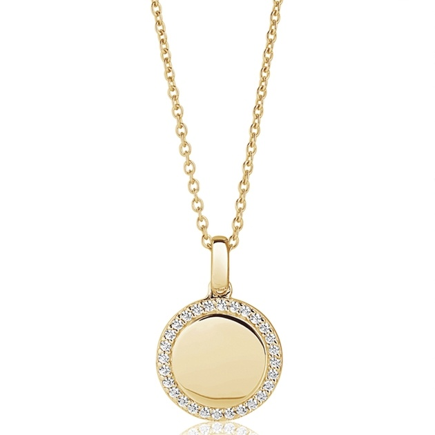 Sif Jakobs Jewellery offers FREE personalised pendants for your favourite people