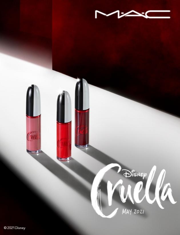MAC Cruella Collection RETRO MATTE LIQUID LIPCOLOUR
