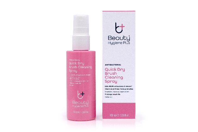 Beauty Hygiene Plus Quick Dry Brush Cleaning Spray