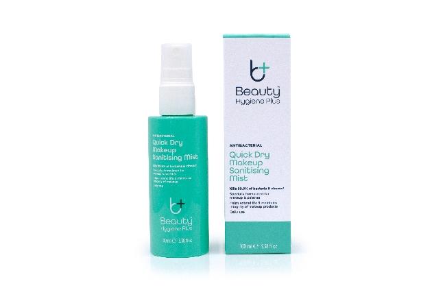 Beauty Hygiene Plus Quick Dry Makeup Sanitising Mist