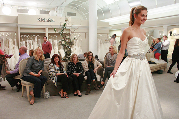 Royal designer David Emanuel chats to County Wedding Magazines: Image 1
