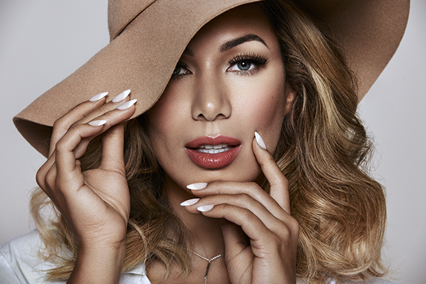 Leona Lewis talks fashion faux pas and feeling confident with County Wedding Magazines' Ivana Sidey: Image 1