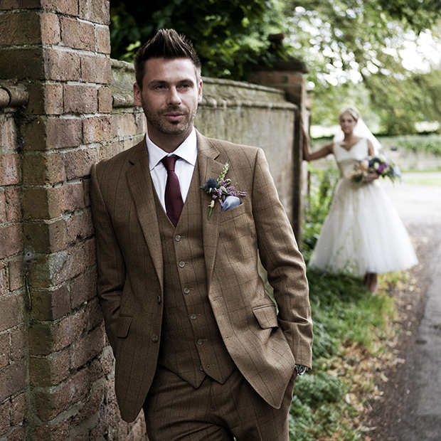 Bespoke retailer Jake Allen of King & Allen has stellar advice for grooms-to-be: Image 1