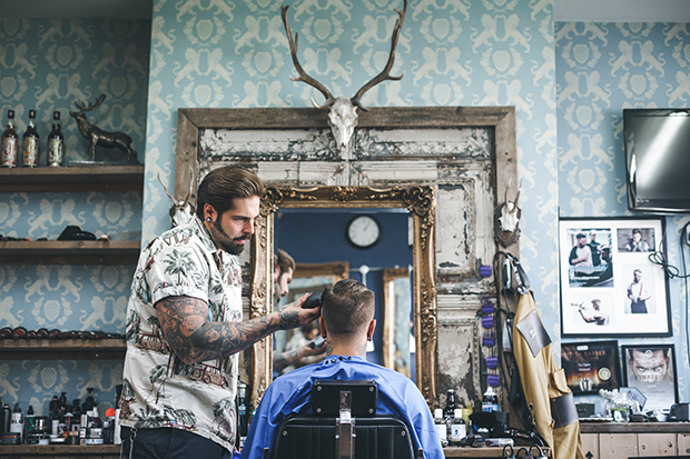 Grooming tips for men - from renowned barber Tom Chapman: Image 1