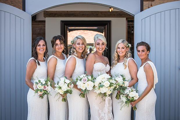 A blushing bride: Image 1