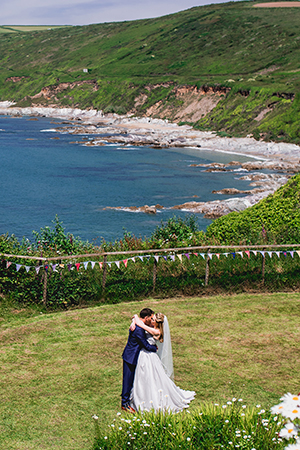 Wedding with a view: Image 6a