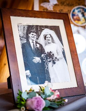 Whimsical woodland wedding: Image 6b