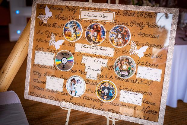 Whimsical woodland wedding: Image 9