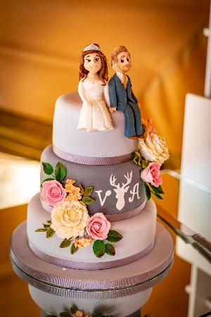 Whimsical woodland wedding: Image 10b
