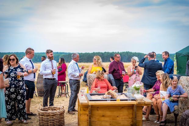 Whimsical woodland wedding: Image 11