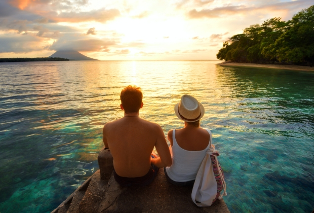 Brits spending over 2.5million hours researching their dream honeymoon