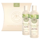 a natural haircare kit worth £11.90