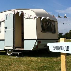 Caravan Photo Booth