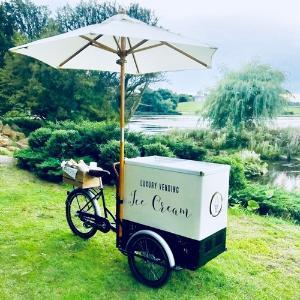 Luxury Vending Ice Cream Bike