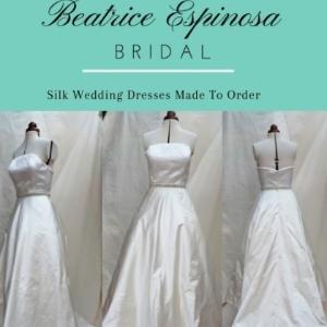 Beatrice Espinosa Bridal Designer Maker