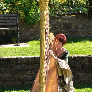 Harp Music By Margaret