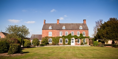 Alrewas Hayes Exclusive Country House Wedding and Events Venue