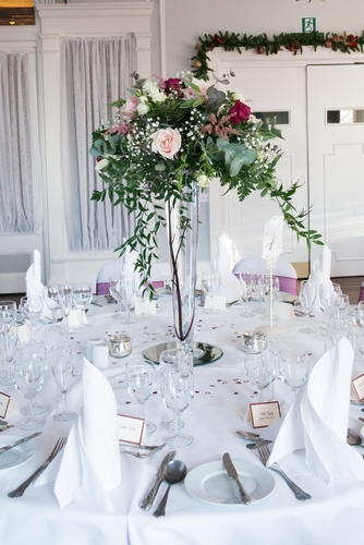 Wedding Fairs & Events - The Burlington Hotel