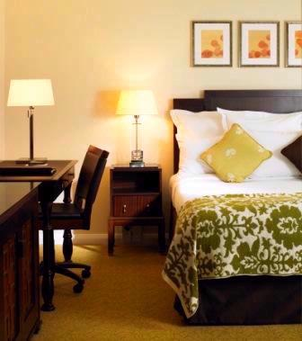 Guest Accommodation - Meon Valley, A Marriott Hotel & Country Club