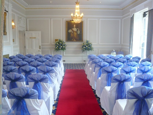 Wedding Services - West Lodge Park Hotel