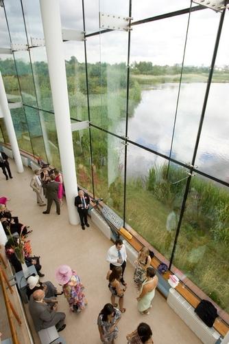 Venues - WWT London Wetland Centre
