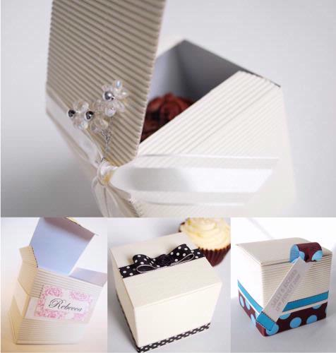 Favours - Curlicue Creative - Handmade Stationery