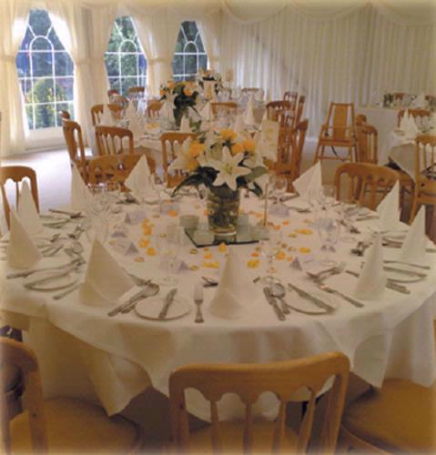 Marquees & Tents - Bedford Arms Hotel