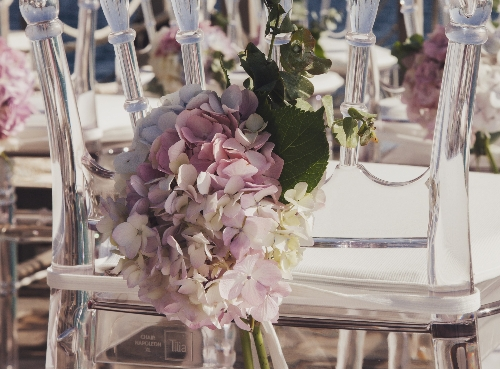 Chair Covers - Distinctive Elegance