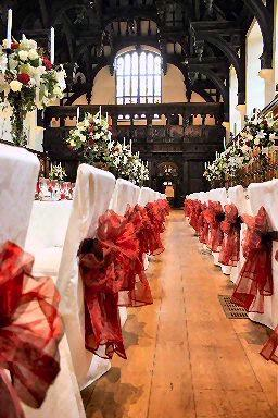Wedding Planning - Middle Temple Hall