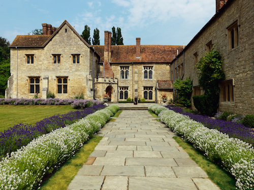 Venues - Bijou Wedding Venues - Notley Abbey