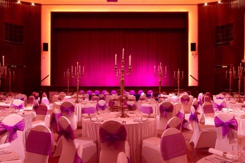 Venues - Ealing Town Hall and Greenford Hall