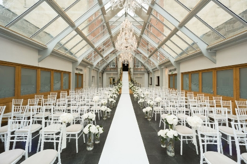 BIJOU WEDDING VENUES - Botleys Mansion and Cain Manor