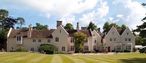 Bijou Wedding Venues - Silchester House