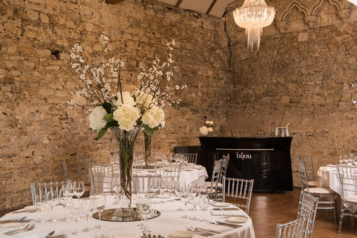 Wedding Services - Bijou Wedding Venues - Notley Abbey