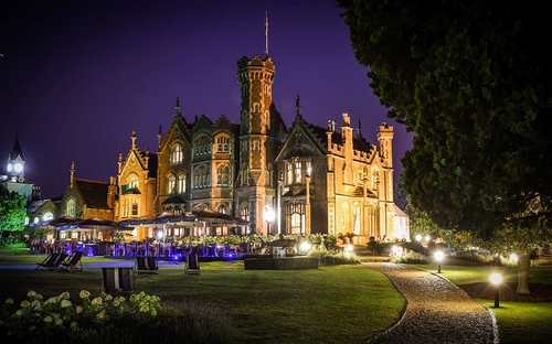 Venues - The Oakley Court