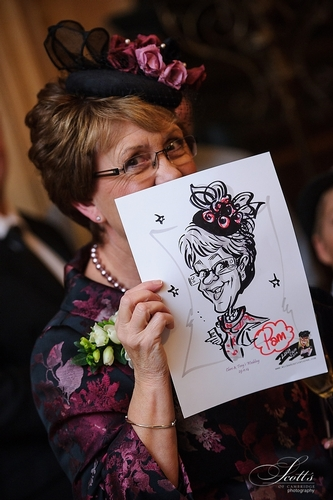 Entertainment - Wicked Caricatures