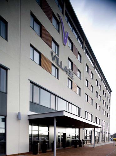 Guest Accommodation - Village Hotel and Leisure Complex