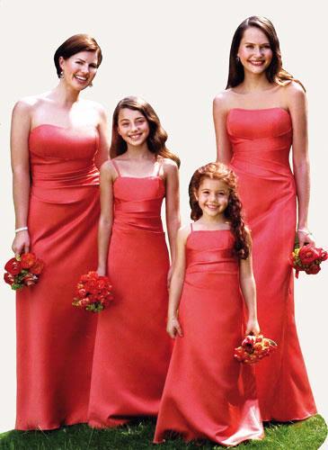 Bridesmaid Dresses - Hagley Bridal Studio Ltd
