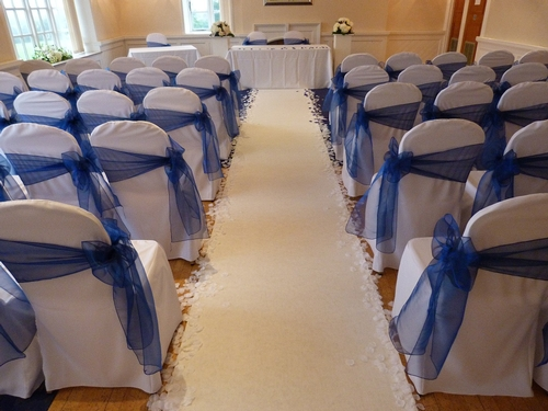 Chair Covers - Creative Wedding and Events