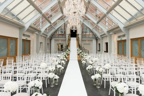 Wedding Planning - Botleys Mansion