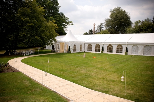 Marquees & Tents - Mountains Country House