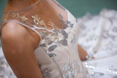 Wedding Dresses - Maria Morris Couture