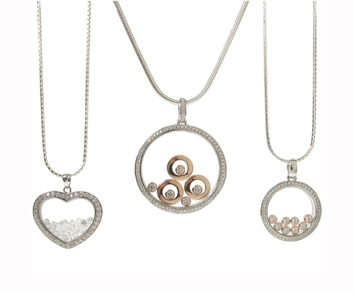 Silver and Cubic Zirconia Jewellery