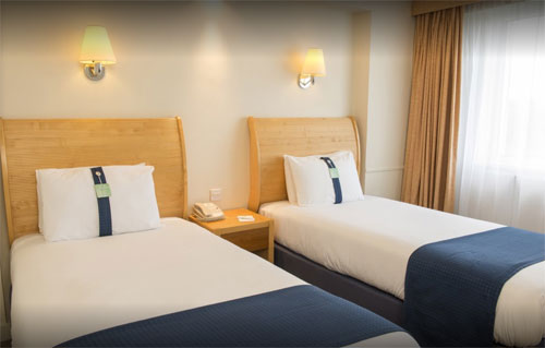 Guest Accommodation - Holiday Inn Basildon