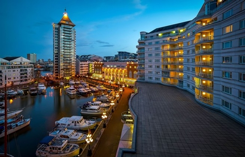 Guest Accommodation - The Chelsea Harbour Hotel