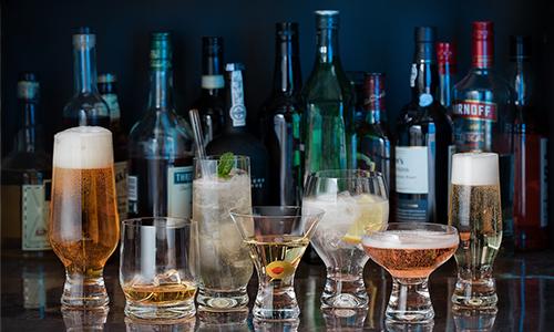 Drinkware and Wine Glasses
