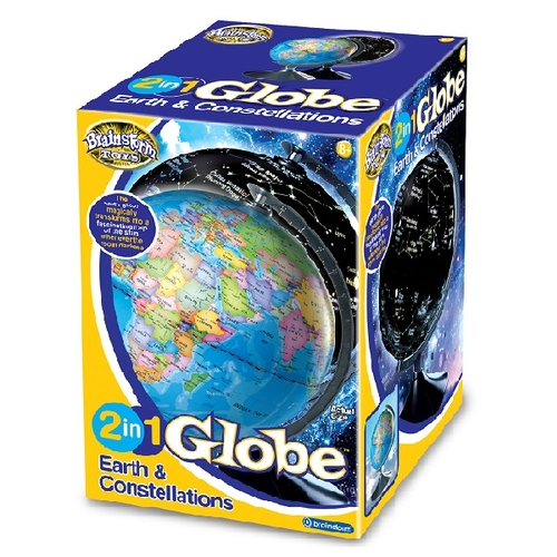 2 in 1 Globe Earth & Consteallations