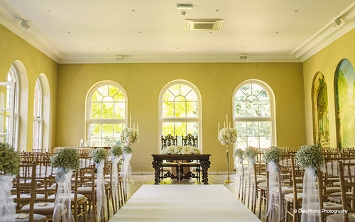 Braxted Park Weddings